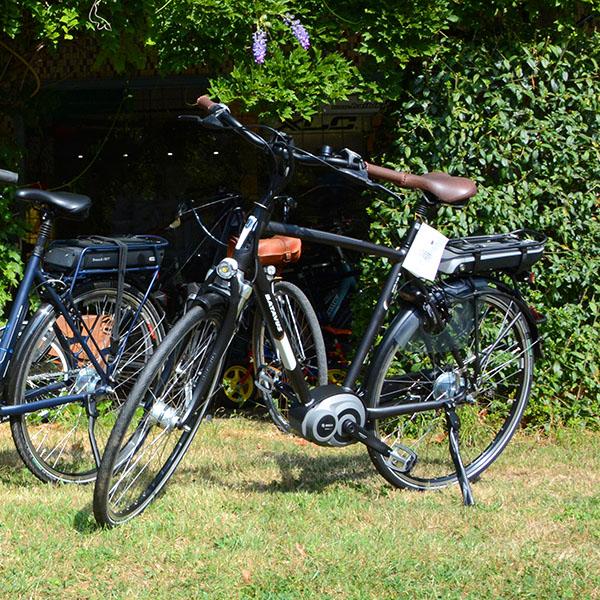 e-bike-city Werkstatt Reperaturen Beratung Gelsenkirchen Radhaus