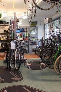 Radhaus fahrad Fahrräder ladenlokal
